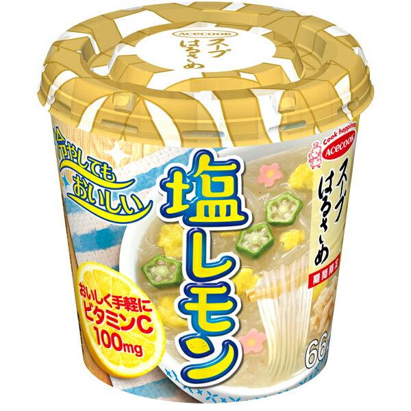 エースコック スープはるさめ 塩レモン 19g×6個入 6箱セット(MS)