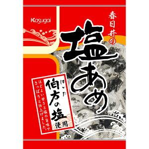 春日井製菓 V塩あめ 128g×12個入り (1ケース) (YB)