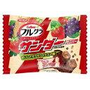 有楽製菓 フルグラサンダーミニバー 134g×12個 (1ケース) (YB)