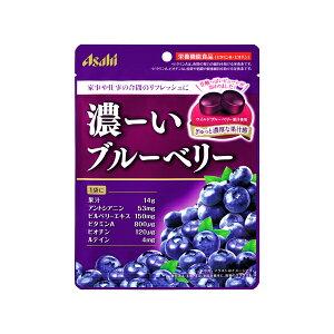 アサヒグループ食品 濃ーいブルーベリー 84g×48個入り (1ケース) (YB)