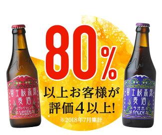 富士桜高原麦酒4種
