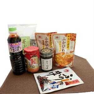 石渡商店 《ギフト》気仙沼復興支援ギフト 11 気仙沼の会社の商品を詰め合わせいたしました。      食品ギフト