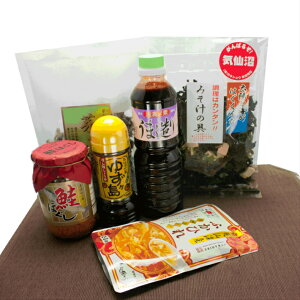 石渡商店 《ギフト》気仙沼復興支援ギフト 21  気仙沼の会社の商品を詰め合わせいたしました。      食品ギフト