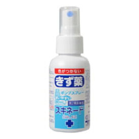【第2類医薬品】スキネード(80ml) 消毒液 切り傷 擦り傷 置き薬 配置薬 常備薬 Skin Aid 東京 大洋製薬 キャッシュレス 5%消費者還元