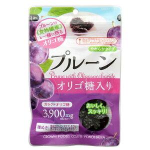 [3袋セット]クラウンフーヅ プルーン オリゴ糖入り 120g×3袋 送料無料