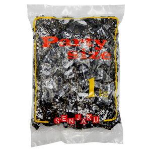 [大容量1kg×2袋]黒あめ 1kg 扇雀飴本舗 送料無料 あめ 飴