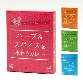 [選べる10個セット]味香り戦略研究所 ハーブ&スパイスを味わうカレー 送料無料