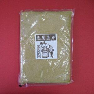 【送料無料】マルアイ食品 麹屋甚平 熟成ぬか床1kg+熟成補充ぬか400g×4袋(無添加食品)