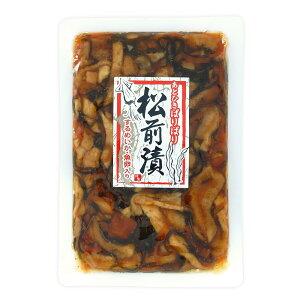 【送料無料】国産野菜&無添加食品!マルアイ食品 あとひきぱりぱり 松前漬 170g×10袋