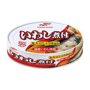 [1缶166円]マルハニチロ いわし煮付 缶詰 30缶 送料無料 イワシ いわし イワシ缶 鰯