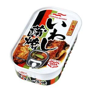 [1缶187円]マルハニチロ いわし蒲焼 缶詰 100g×30缶 送料無料