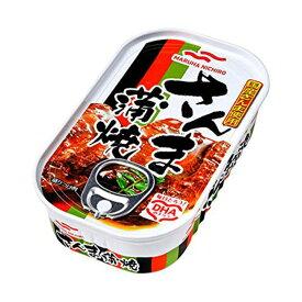 [1缶214円]マルハニチロ さんま蒲焼 缶詰 100g×30缶 送料無料
