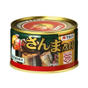 [1缶350円]マルハニチロ 月花さんま煮付 缶詰 200g×12缶 送料無料
