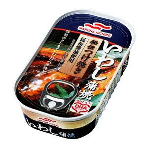 マルハニチロ 秘伝いわし蒲焼 缶詰 60缶 1缶188円 送料無料 いわし 鰯 イワシ 蒲焼 マルハ