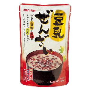 [4袋セット]マルサンアイ 豆乳ぜんざい 160g 送料無料