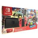 【送料無料】【新品未開封品】【正規品】Nintendo Switch スーパーマリオオデッセイセット ニンテンドースイッチ 同梱…