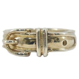 HERMES エルメス 指輪 サンチュール リング 約8.5号 アクセサリー SV925×シルバー レディース【中古】【送料無料】