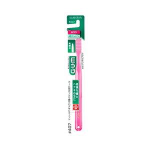 GUM デンタルブラシ #407 コンパクトヘッド・ふつう 4901616206359