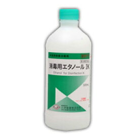 【第3類医薬品】小堺製薬 消毒用エタノールIK 500ml  4987371143146