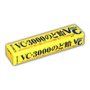 ノーベル VC-3000のど飴スティック 10粒 0000049536225