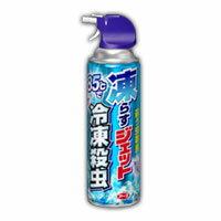 アース凍らすジェット冷凍殺虫300ml4901080275714