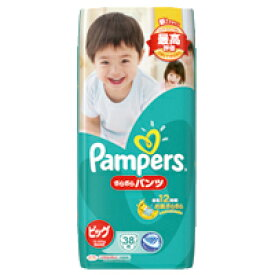 パンパース さらさらケアパンツ ビッグサイズ 38枚 4902430148948