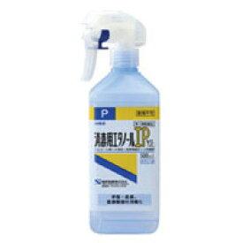 【第3類医薬品】 消毒用エタノールIP 500ml スプレー 4987286311746