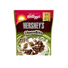 ケロッグ ハーシー チョコビッツ 抹茶ホワイトチョコレート 280g 4901113203943
