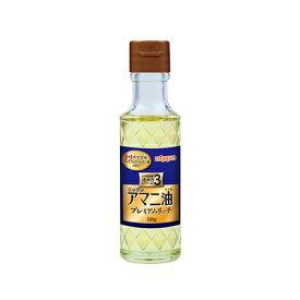 日本製粉 ニップン アマニ油プレミアムリッチ 100g 4902170185722