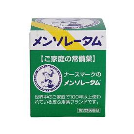 【第3類医薬品】ロート メンソレータム 75g 4987241104246