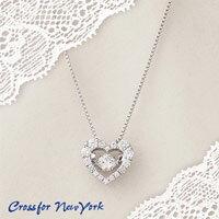 クロスフォーニューヨークペンダントNYP−540DancingTenderness(胸元で宝石が躍る)4560381900819