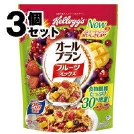 ケロッグ オールブラン フルーツミックス 徳用袋 440g×3個 ブラン シリアル食品 4901113854640*3
