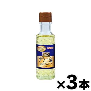 日本製粉 ニップン アマニ油プレミアムリッチ 100g×3本 4902170185722*3