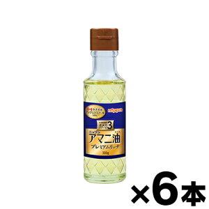 【送料無料!】日本製粉 ニップン アマニ油プレミアムリッチ 100g×6本 4902170185722*6