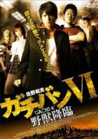 【中古】DVD▼ガチバン VI 野獣降臨▽レンタル落ち