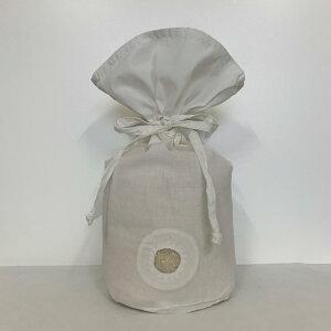 米袋 3kg 1枚 コットン 布製 小ロット 米 袋 【あす楽】 ラッピング アウトレット