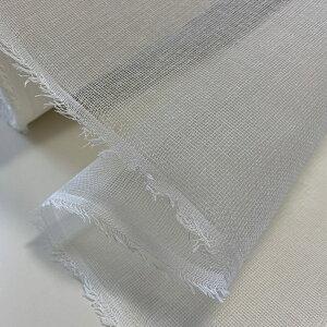 蚊帳 蚊帳生地 白 切り売り1m単位 日本製綿100% 蚊帳カーテン ふきん タオル ペットゲージの虫よけ ハンドメイド