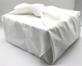 風呂敷 大判 無地 白 110cm 日本製 ブロード綿100% 冠婚葬祭 法事染色用 刺繍用 テーブルクロス