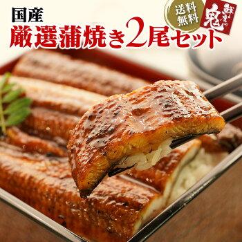 うなぎ【あす楽】国産ジャンボうなぎ蒲焼き3尾セット