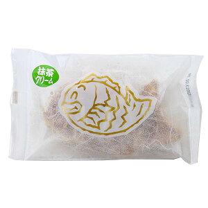 【たい焼き】抹茶クリーム たい焼き 1匹_[和菓子 スイーツ 贈り物 ギフト]