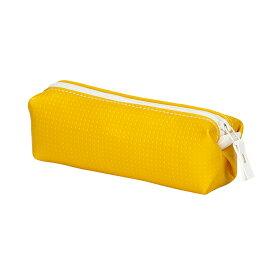 ペンケース黄 PEN CASE _yellow 005
