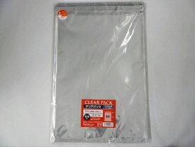 <透明袋>クリアパック(OPP袋)テープ付き27×38 1000枚入(100×10p) 30ミクロン PP業務用