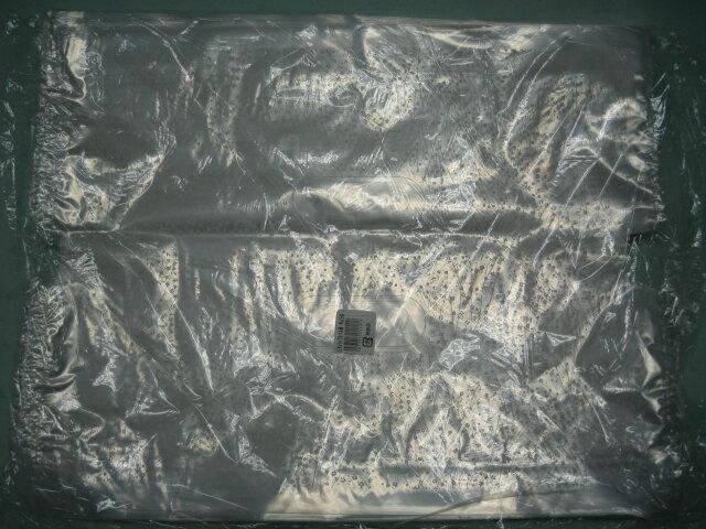 SKバック70かすみ草柄【100枚入】【巾400×長さ460×折込40mm】【福助】 (領収書対応可能)レジ袋 テイクアウト 持ち運び キャリー