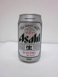 アサヒ・スーパードライ350ml缶(24本入)