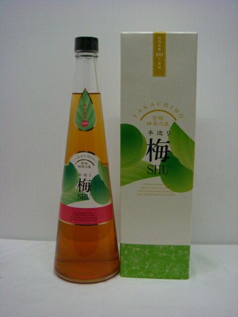 手造り梅SHU720ml