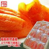 【送料無料】福島名産はちや柿のあんぽ柿(12〜15個入)