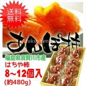 【送料無料】はちや柿のあんぽ柿(約480g)
