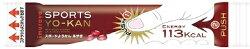 井村屋(imuraya)【お取寄せ品】5本入スポーツようかんあずき(40g×5本セット)スポーツアウトドアのお供に。片手で手軽にエネルギー補給IMU113564