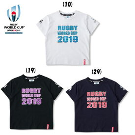 カンタベリー (CANTERBURY) メール便送料無料 ラグビーワールドカップ 2019 RWC2019 ティー キッズ VWD39408K 半袖 Tシャツ(vwd39408k)