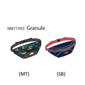 ノースフェイス(THE NORTH FACE ) 限定カラー Granule グラニュール NM71905 MT ボディバッグ ヒップバッグ ウェストバッグ 2019春夏(nm71905-19ss)